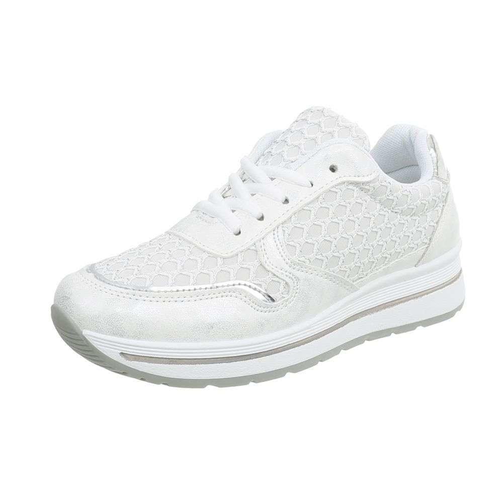 Bílé tenisky - 38 EU shd-osn1077wh