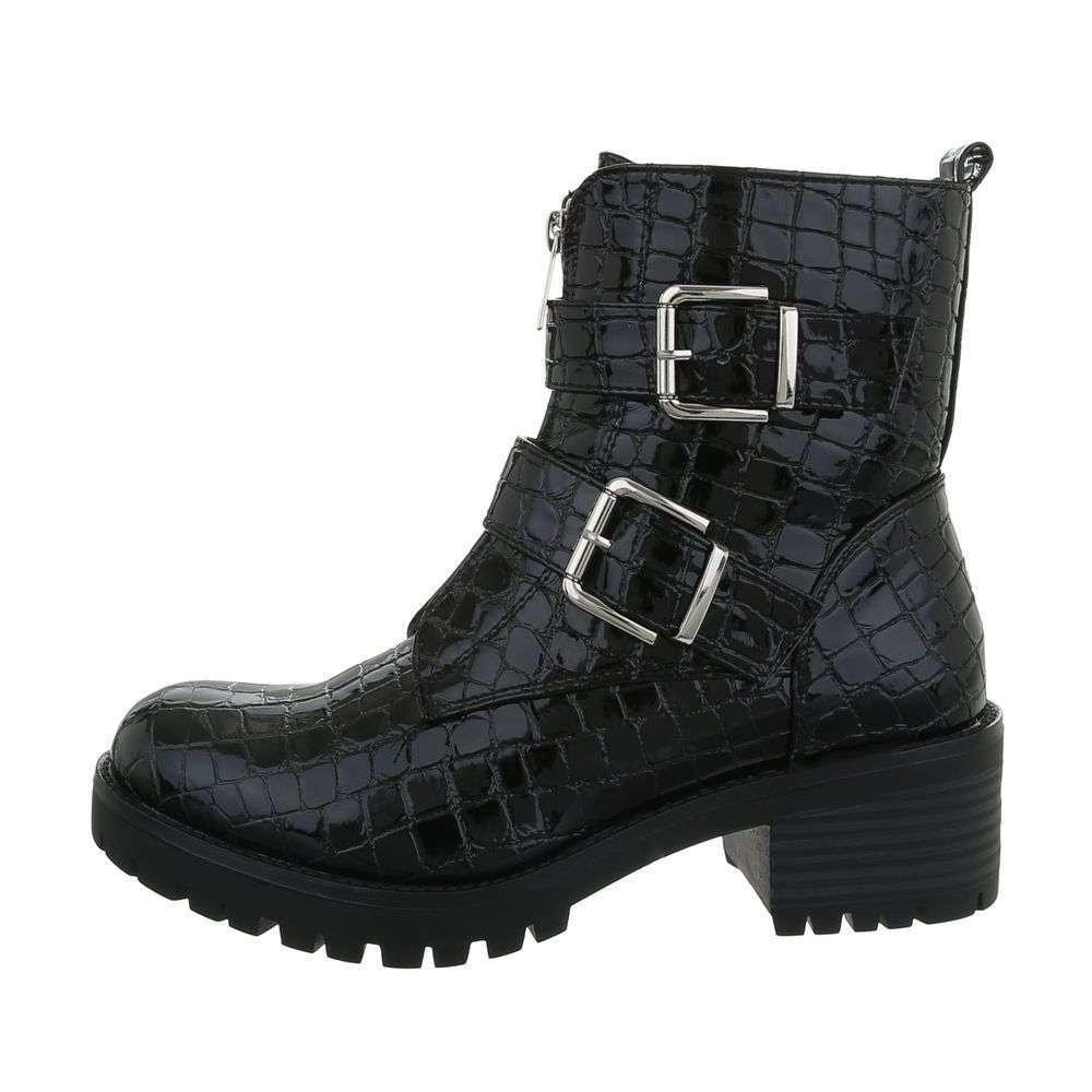 Dámská kotníková obuv - 39 EU shd-okk1145bl