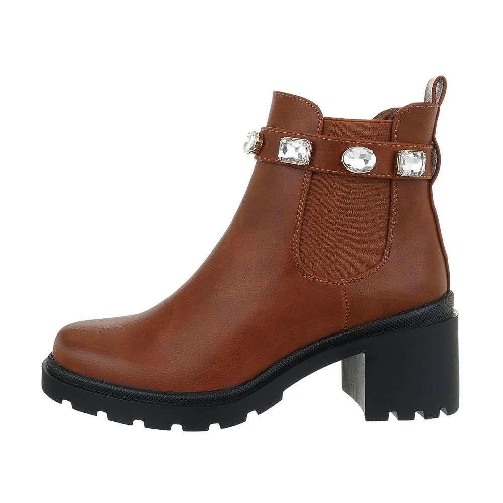 Kotníková elegantní obuv EU shd-okk1171ca
