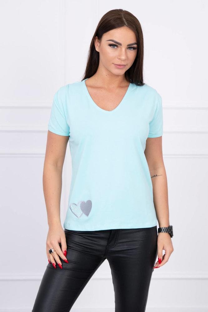 Dámske tričká Kesi ks-tr51492mi