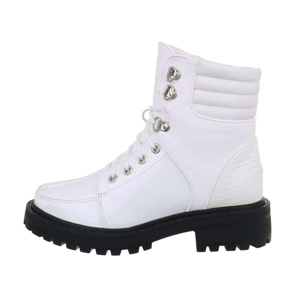 Dámske členkové topánky - 39 EU shd-okk1317wh