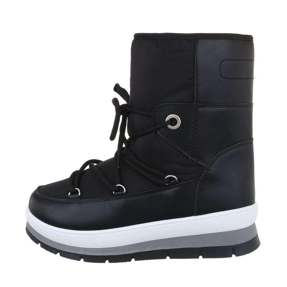 Zimní dámská obuv EU shd-oko1159bl