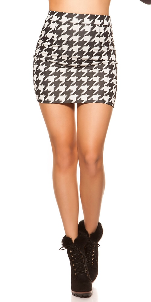 Dámska mini sukňa Koucla in-su1036