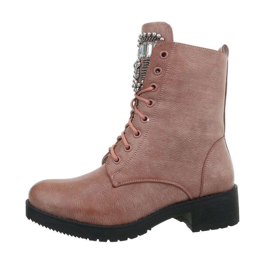 Členková dámska obuv - 40 shd-okk1054pi