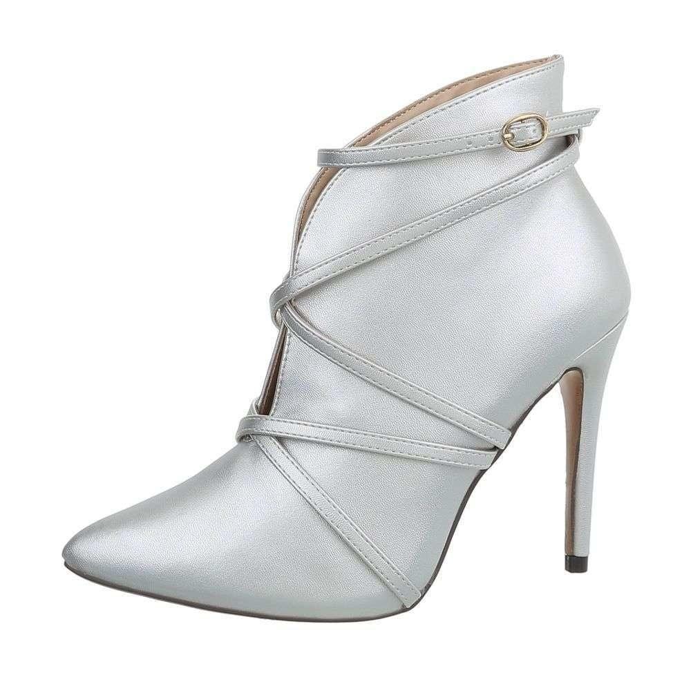 Členková dámska obuv - 39 EU shd-oko1065si