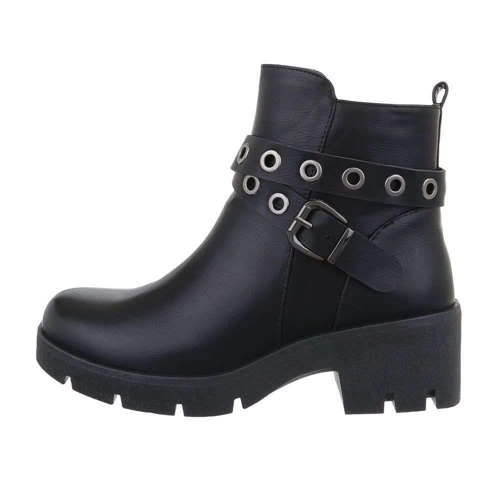 Kotníková obuv - 39 EU shd-okk1271bl