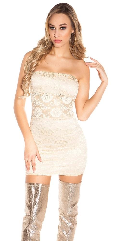 Dámské mini šaty Koucla in-sat1729cha