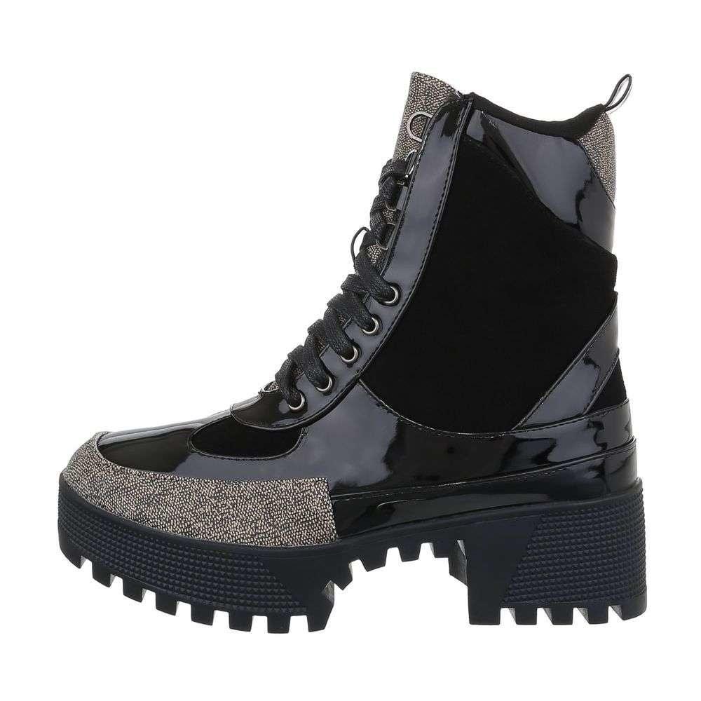 Kotníková dámská obuv - 40 EU shd-okk1232bl