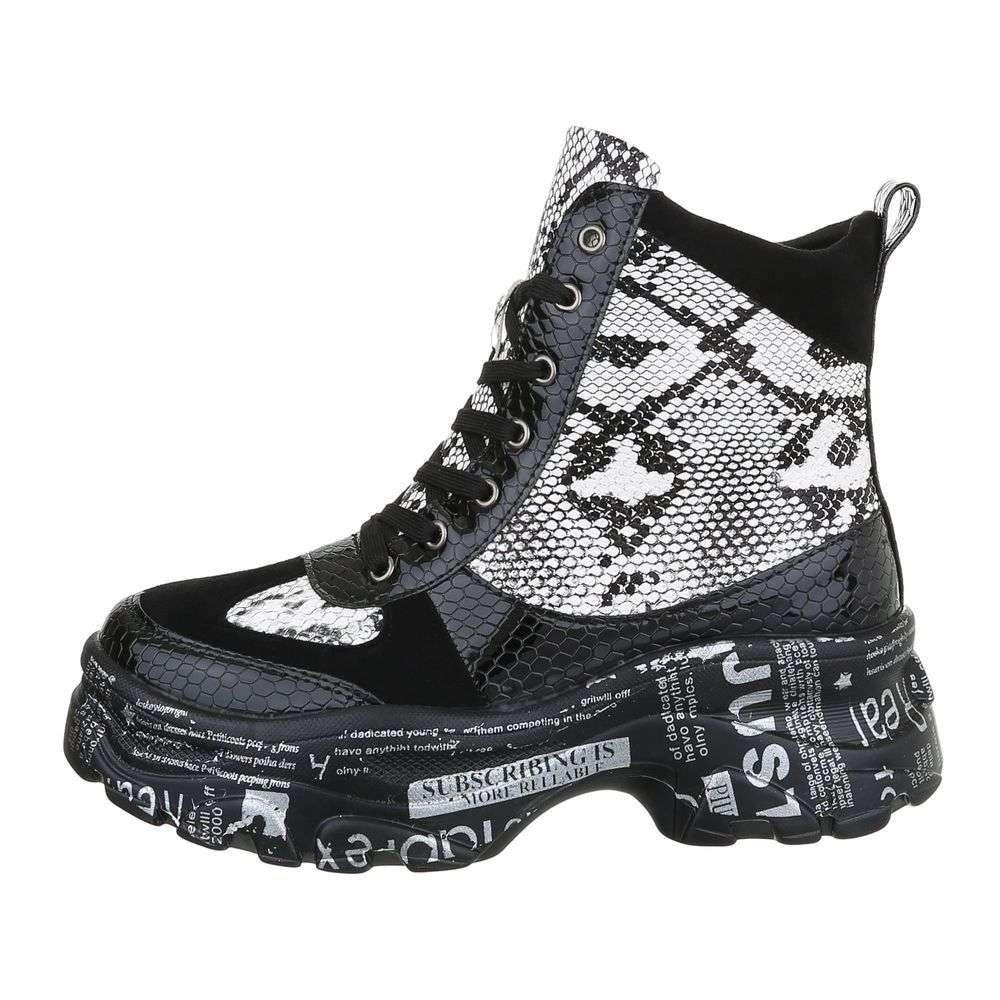 Členkové dámske topánky - 38 EU shd-okk1166bl