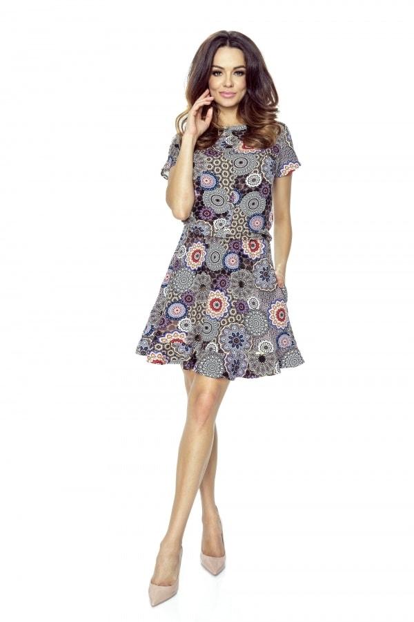 Dámske letné šaty Bergamo pt-sat1361