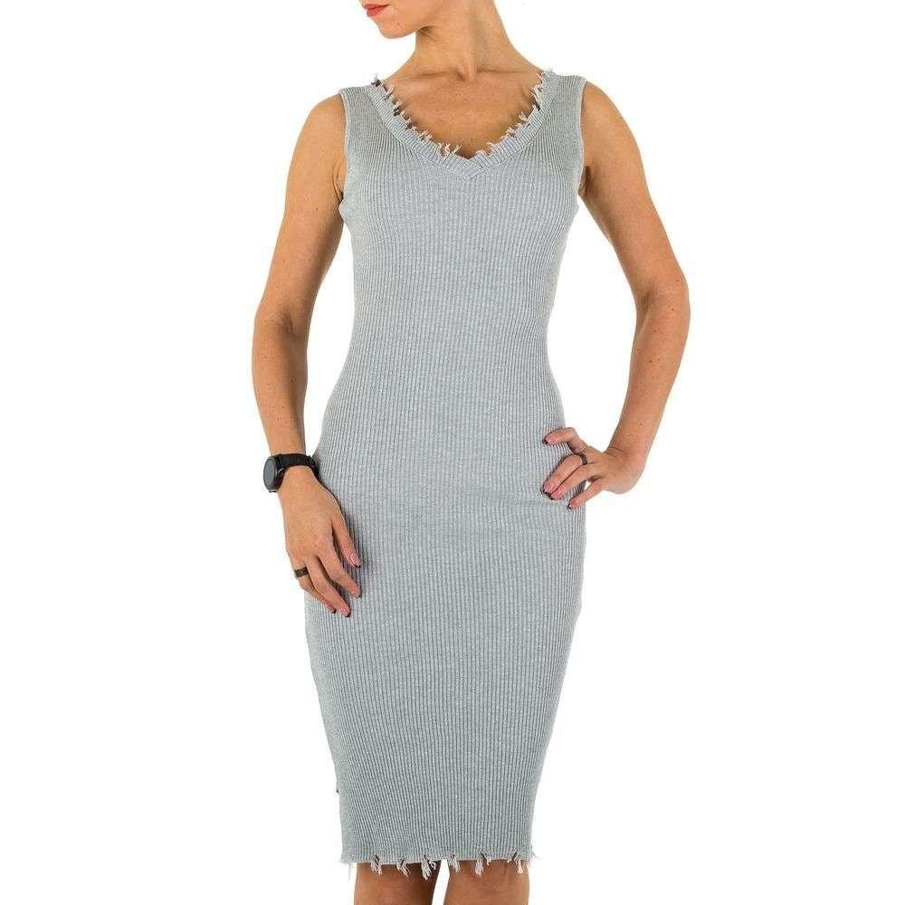 Dámské úpletové šaty shd-sat1042gr