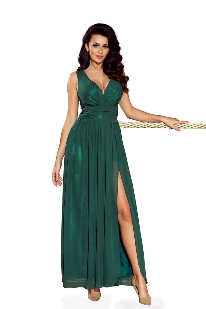 Plesové dlouhé šaty - XL Numoco nm-sat166-5