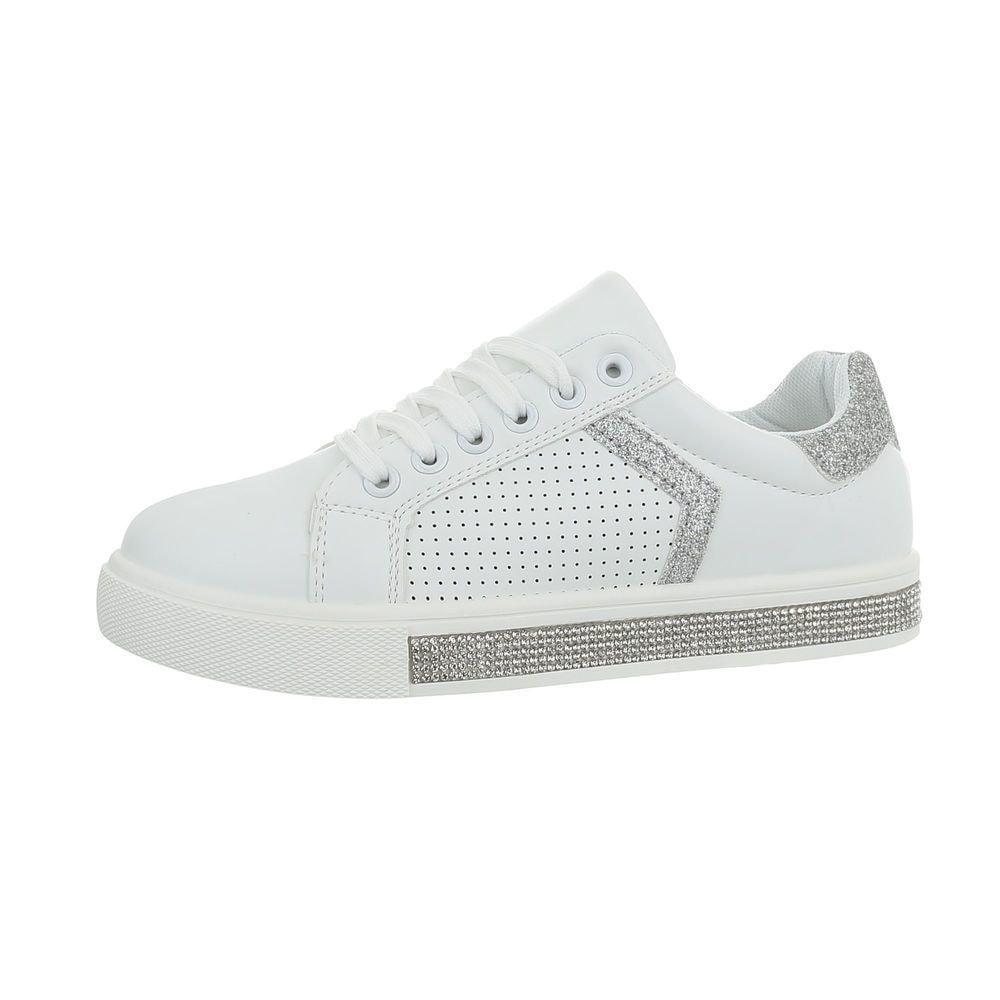 Dámské bílé Sneakers - 40 EU shd-osn1156si