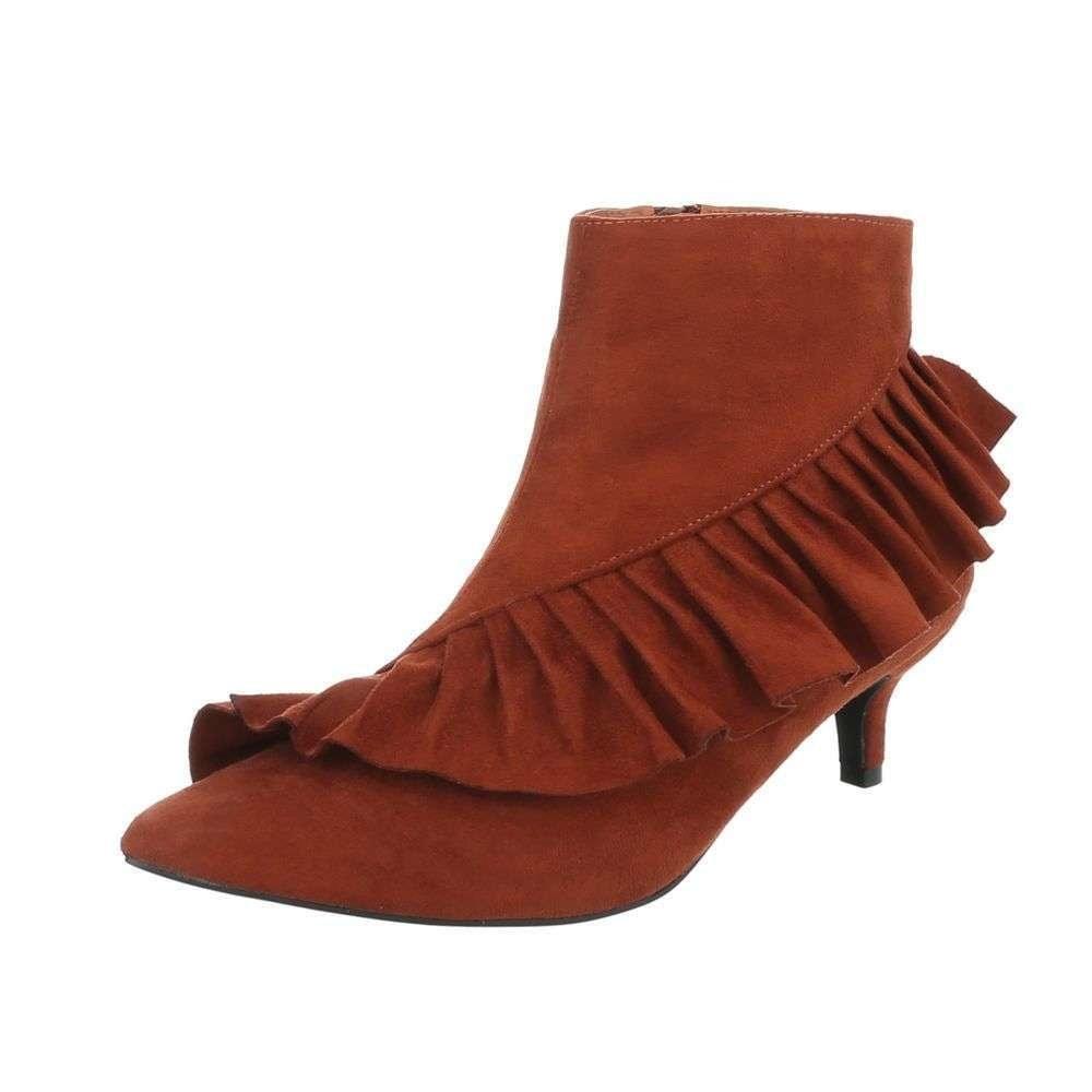 Členková dámska obuv - 40 EU shd-oko1028ok