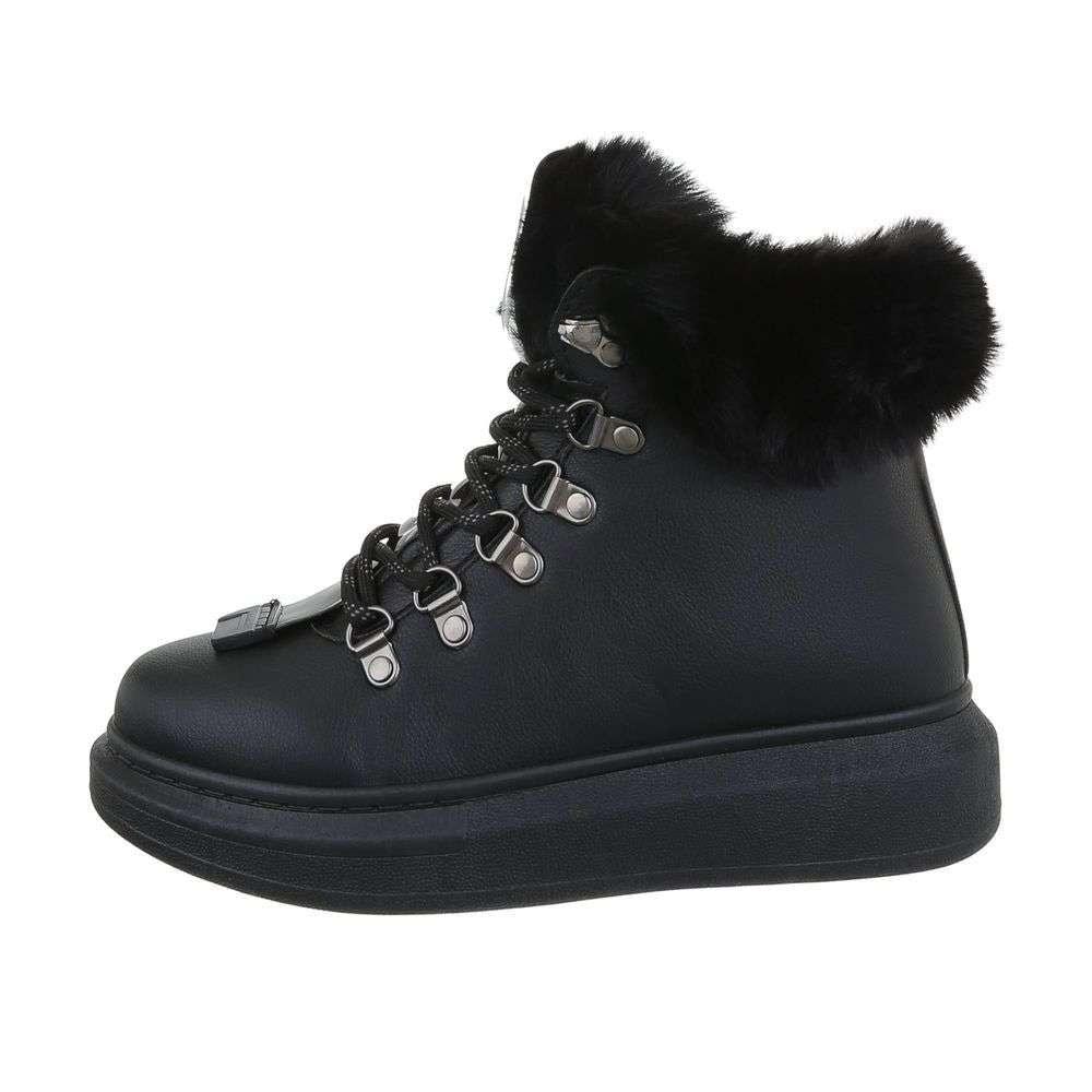 Kotníková zimní obuv - 39 EU shd-okk1189bl