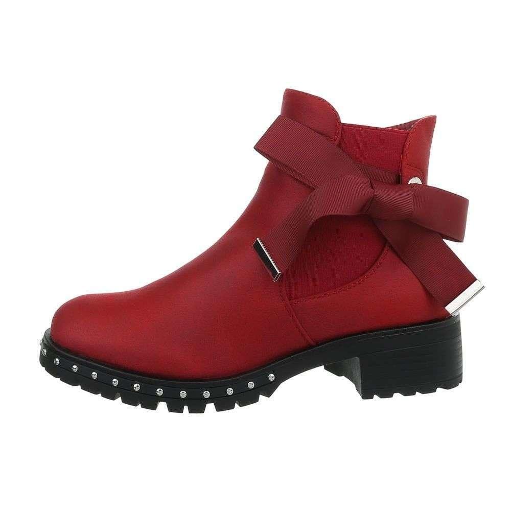 Členková dámska obuv EU shd-okk1030bo