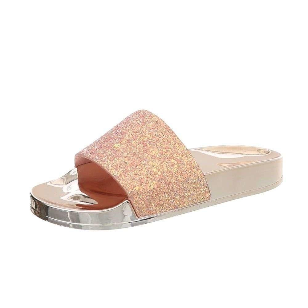 Dámske papuče EU shd-opa1003go
