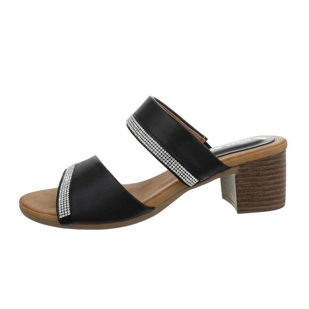 Čierne sandále - 39 EU shd-opa1110bl