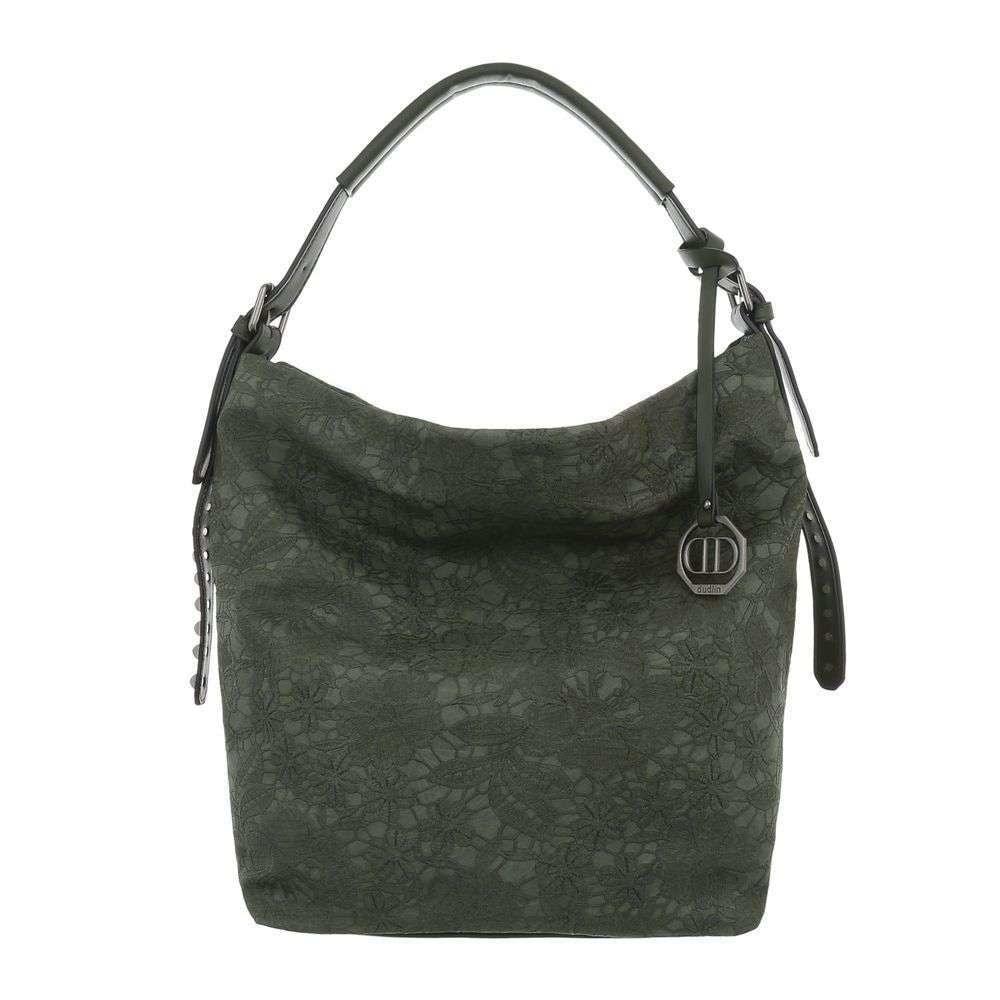 Zelená taška přes rameno sh-ta1060ze