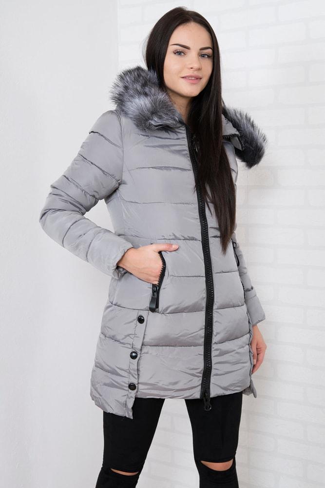 Zimní bunda - XXL Kesi ks-bu8806gr