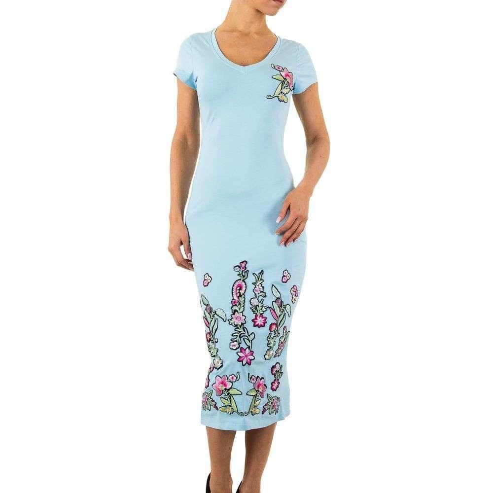 Letní dlouhé šaty - S EU shd-sat1054mo