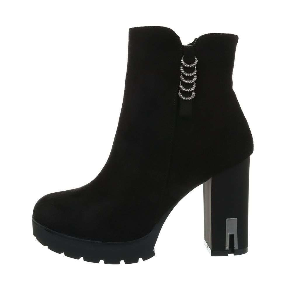 Kotníková dámská obuv - 36 EU shd-okk1144bl