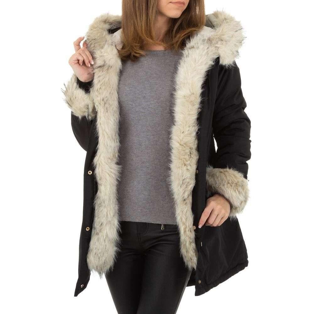 Dámska zimná bunda - S/36 EU shd-bu1148bl