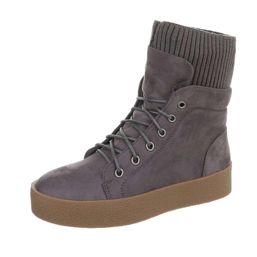 Členková dámska obuv - 40 EU shd-osn1048gr