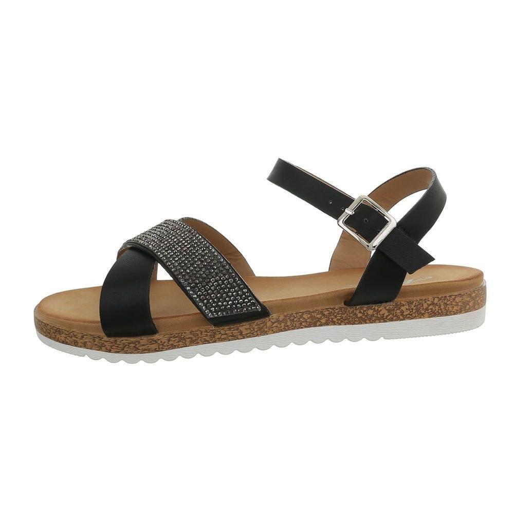 Dámske sandále - 40 EU shd-osa1319bl