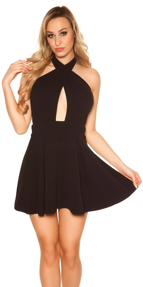 Sexy šaty do spoločnosti - L Koucla in-sat1021bl