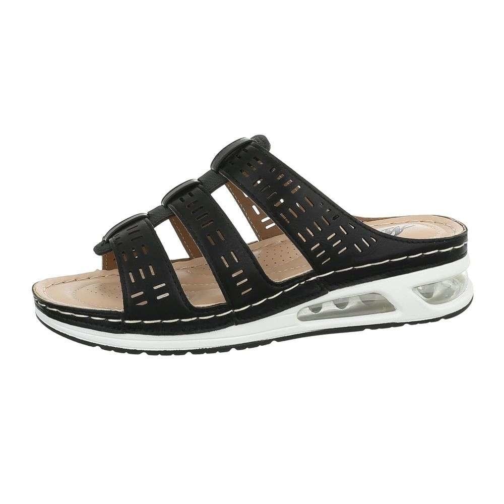 Dámske zdravotné papuče EU shd-opa1058bl