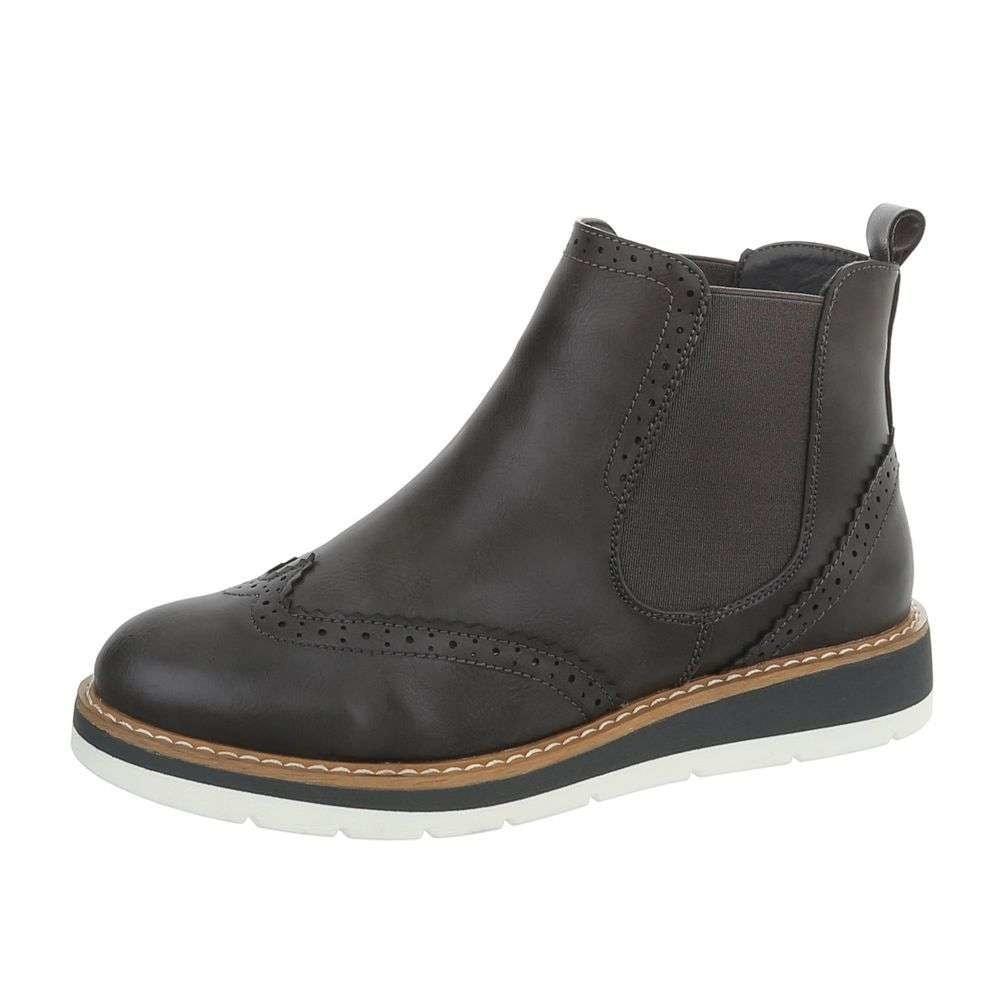 Členková dámska obuv - 39 EU shd-okk1038gr