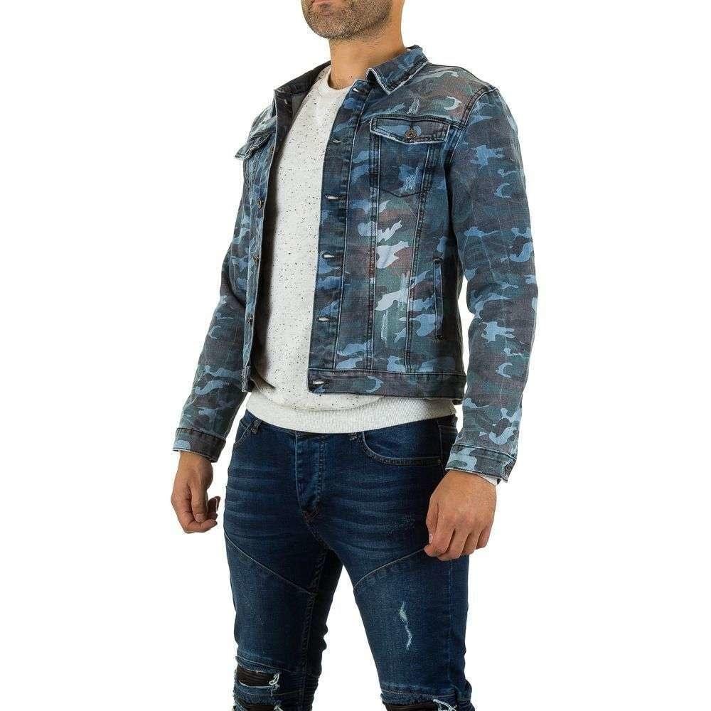 Pánska džínsová bunda EU shp-bu1012mo