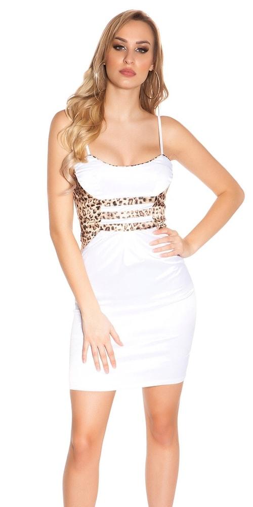 Dámské mini šaty - 40 Koucla in-sat1851wh