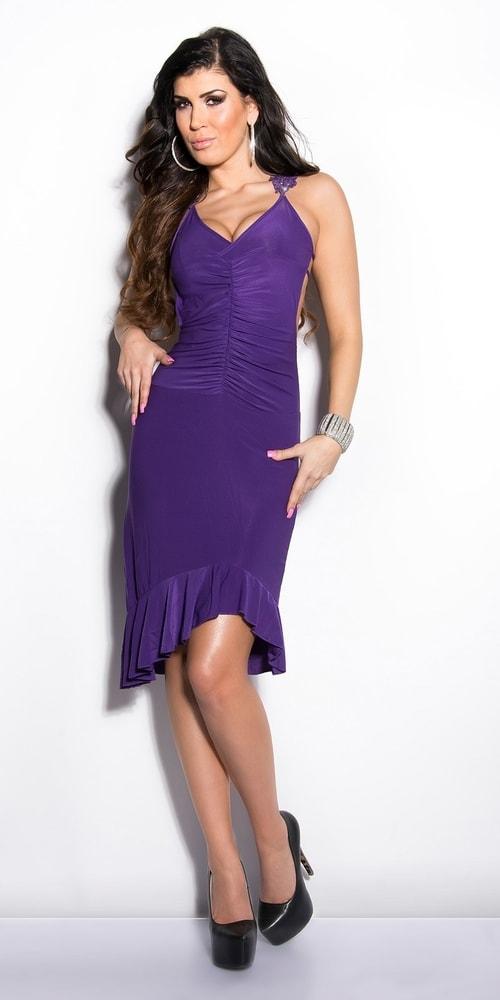 Sexy dámske šaty Koucla in-sat1170vi
