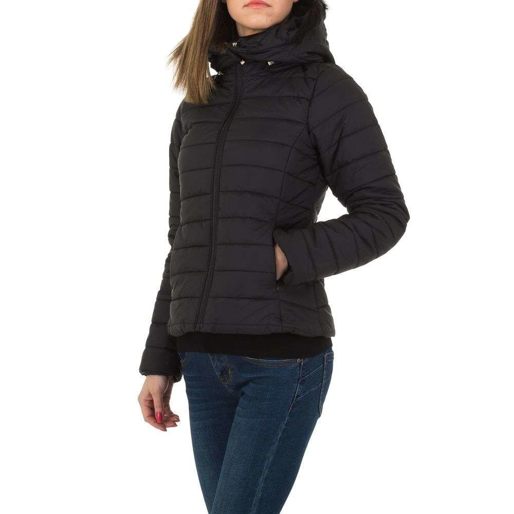 Dámská bunda s kapucí EU shd-bu1099bl