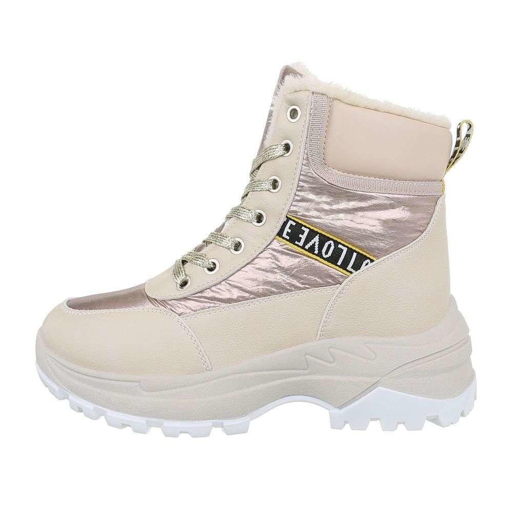 Členková zimná obuv - 39 EU shd-okk1231be