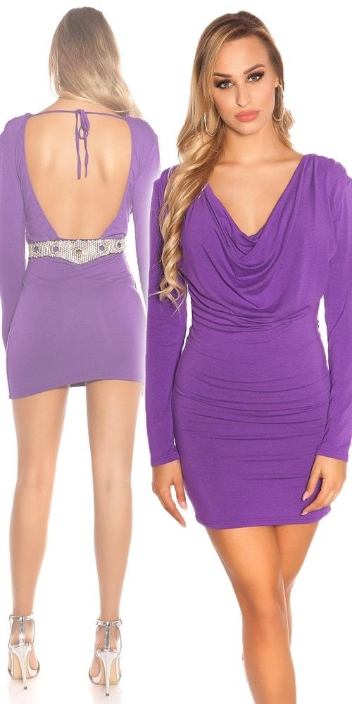 Dámské mini šaty Koucla in-sat1443li