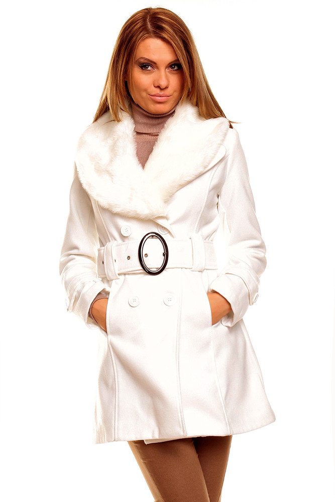 939e0d5441 Kabáty dámské zimní - Queen O.F. - Dámské kabáty - i-moda.cz