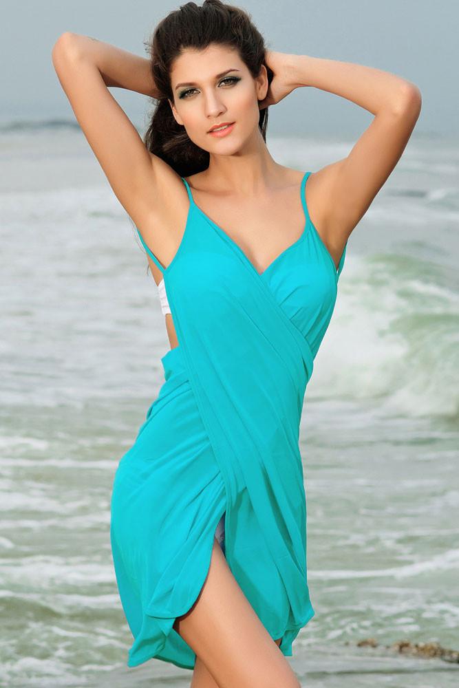 e86073333dc3 Pareo dámske - DAMSON - Plážové šaty - vasa-moda.sk
