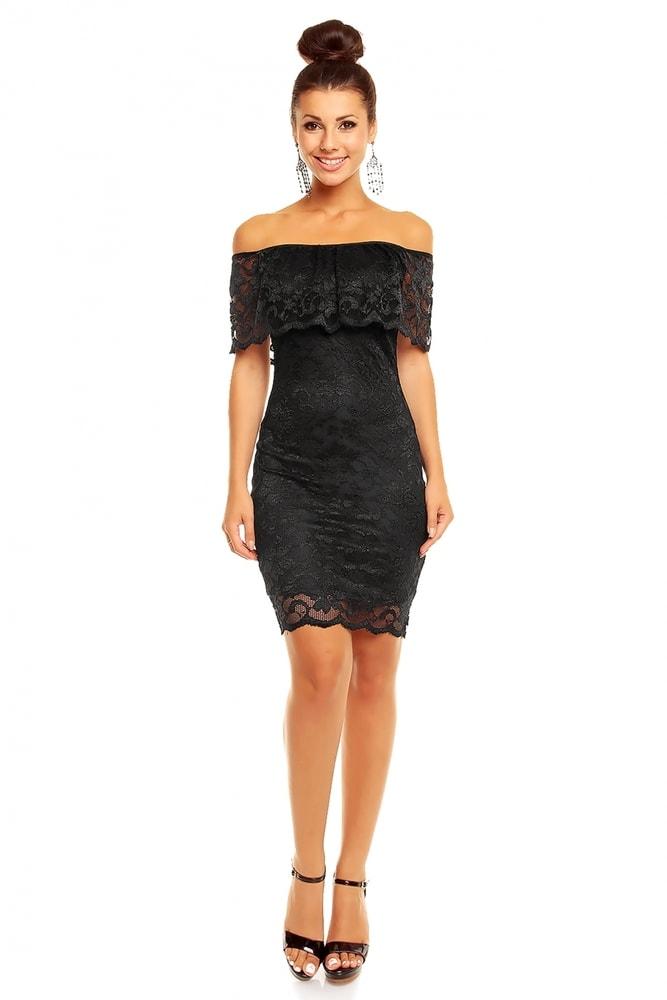 c0797b22e255 Krásne čipkované šaty - Mayaadi - Večerné šaty a koktejlové šaty ...