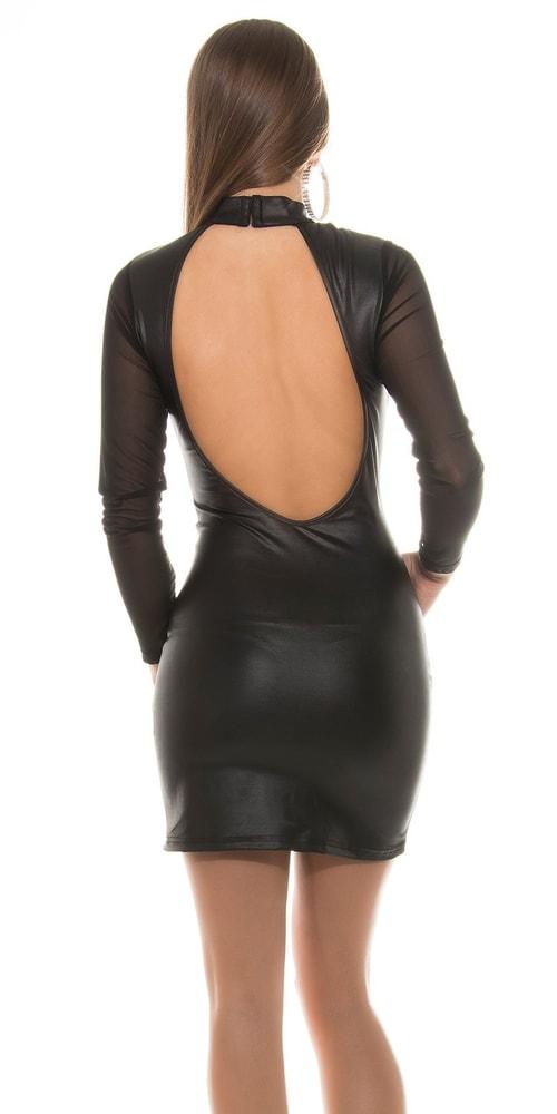 f3c0c8b32ad0 Černé dámské šaty - Koucla - Večerní šaty a koktejlové šaty - i-moda.cz