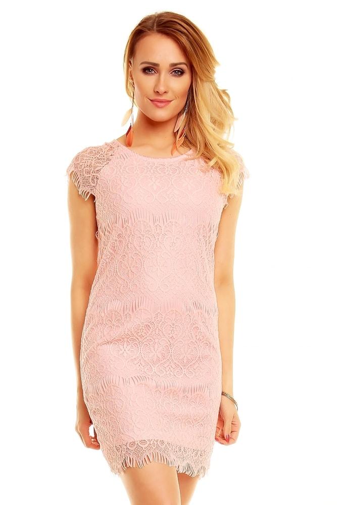 ca0969069608 Krásne krajkové šaty - EU - Večerné šaty a koktejlové šaty - vasa ...