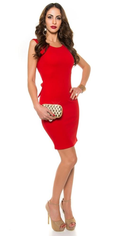 233ec078015f Spoločenské šaty s holým chrbtom - Koucla - Večerné šaty a ...