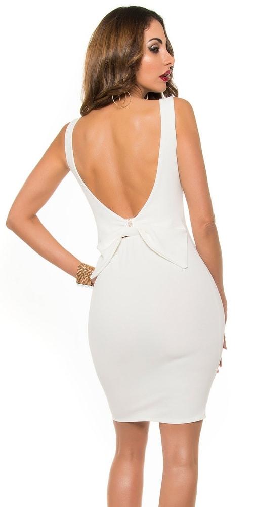 b4aa60feefd9 Večerné šaty s holým chrbtom - Koucla - Večerné šaty a koktejlové ...