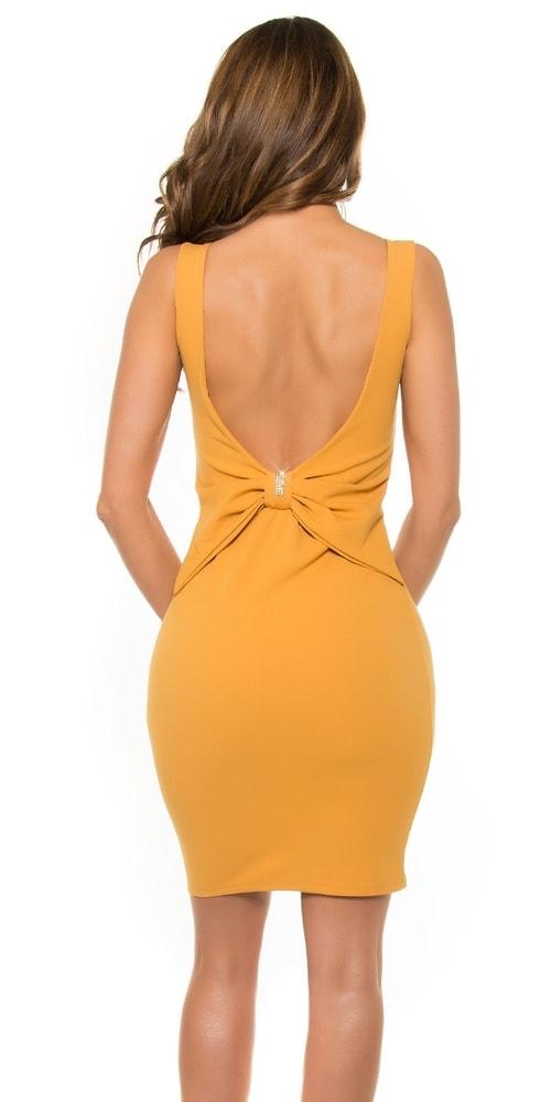 99de9e7f7b7e Šaty s holým chrbtom - Koucla - Večerné šaty a koktejlové šaty - vasa ...