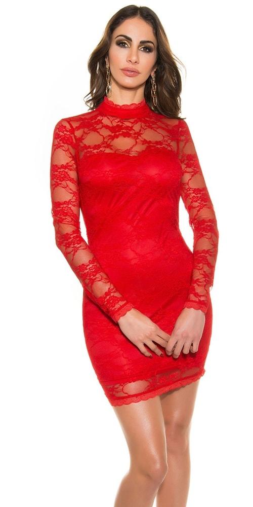 540056f1c17e Dámske party šaty - Koucla - Večerné šaty a koktejlové šaty - vasa ...