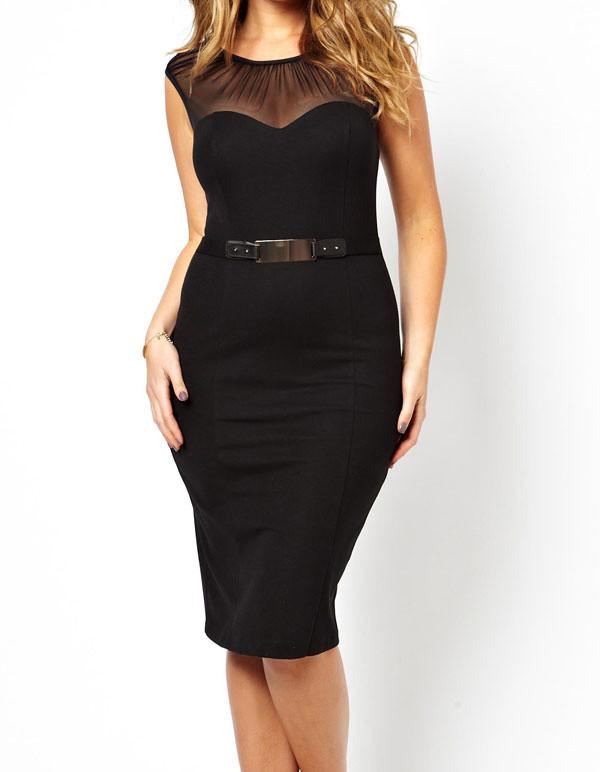 562675166136 Společenské šaty pro plnoštíhlé - DAMSON - Večerní šaty a koktejlové ...