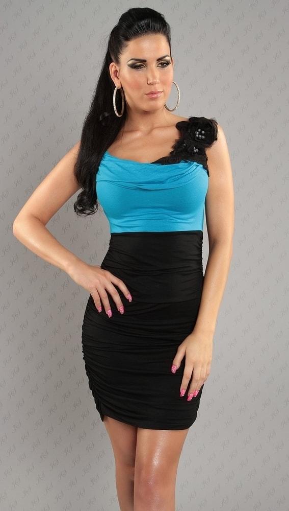 3d34cc1f28f5 Dámske elegantné mini šaty - Koucla - Večerné šaty a koktejlové šaty ...