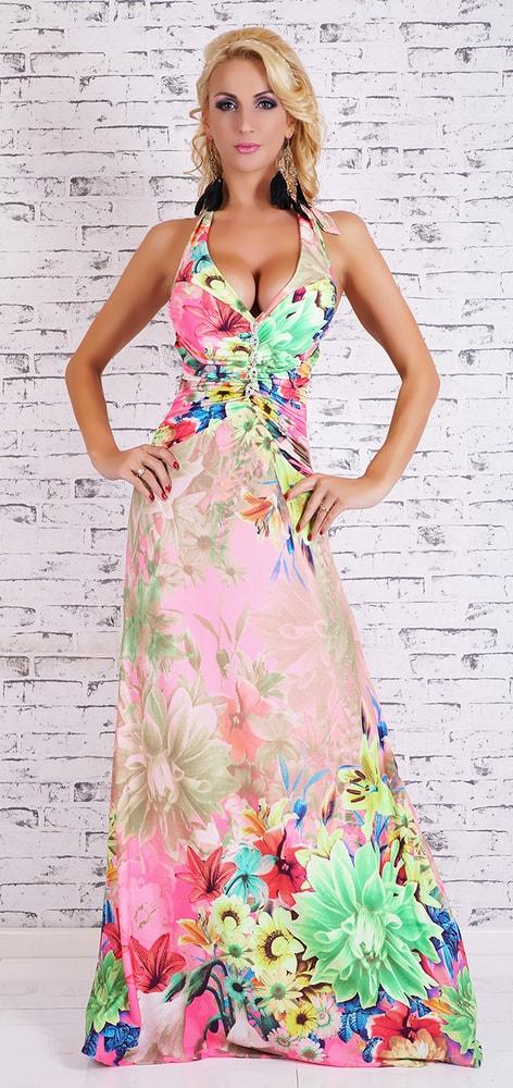 11e43ce2f1ac Krásne letné šaty - EU - Večerné šaty a koktejlové šaty - vasa-moda.sk